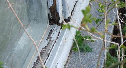 Restavriranje oken Grmišče