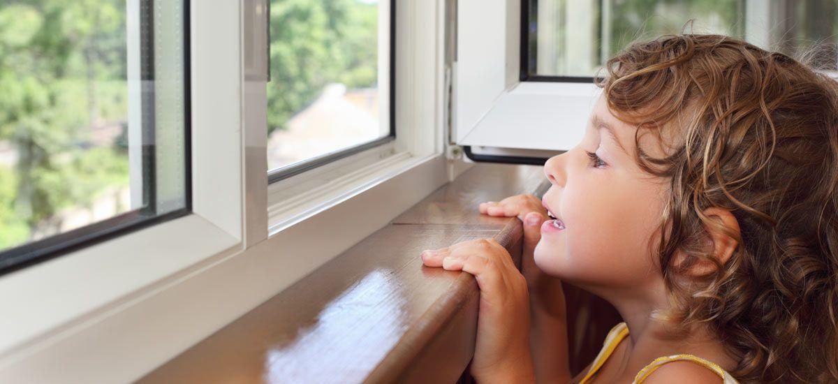 Izdelava lesenih oken po meri