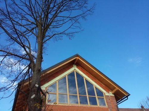 Lesena okna za novogradnje in obnovo