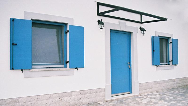Lesena okna s popustom