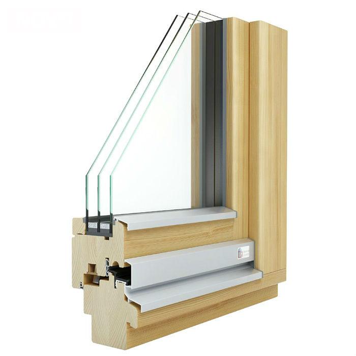 Novo leseno okno Kli Quadro 78