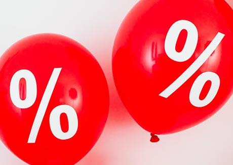 5% dodatni spomladanski popust