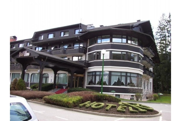 Prenova hotela Ribno