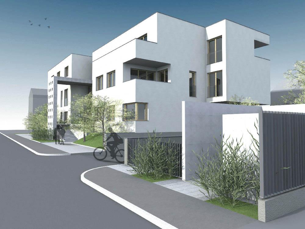 Sodobna rezidenca v Ljubljani