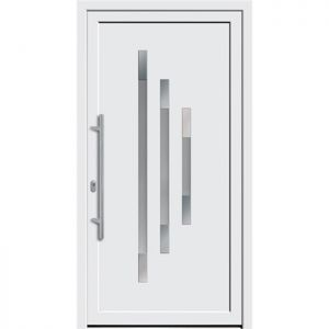 PVC Vhodna vrata KLI 8727