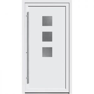 PVC Vhodna vrata KLI 8703