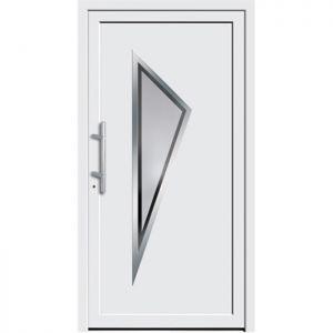 PVC Vhodna vrata KLI 8112