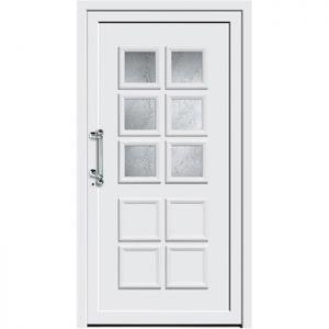 PVC Vhodna vrata KLI 8205