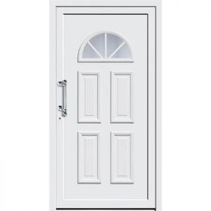 PVC Vhodna vrata KLI 8214