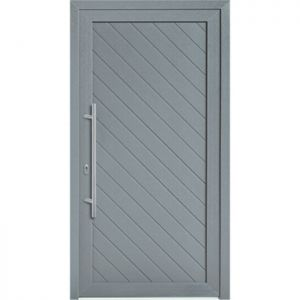 PVC Vhodna vrata KLI 8313