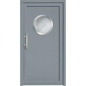 PVC Vhodna vrata KLI 8156
