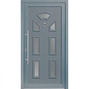 PVC Vhodna vrata KLI 8116
