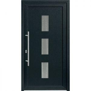 PVC Vhodna vrata KLI 8726