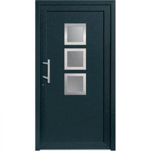 PVC Vhodna vrata KLI 8503