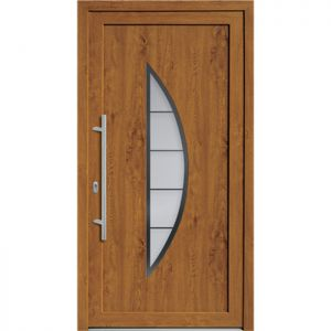 PVC Vhodna vrata KLI 8714