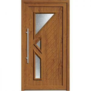 PVC Vhodna vrata KLI 8335