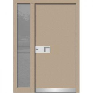 Alu/les vhodna vrata HA 101 + ST