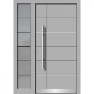 Alu/les vhodna vrata KLI HA 104 + ST