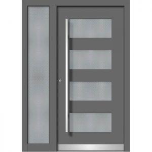Alu/les vhodna vrata KLI HA 109 + ST