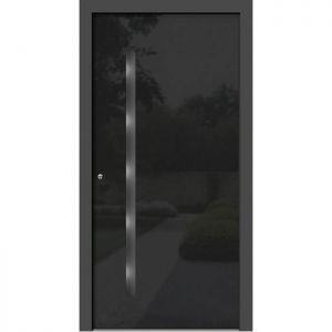 Alu les vhodna vrata KLI HA 301