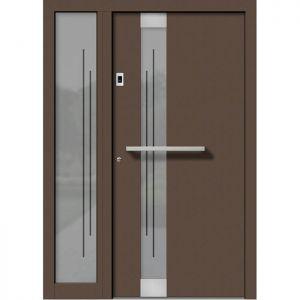 Alu/les vhodna vrata KLI HA 122E + ST