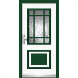 Alu les vhodna vrata KLI HA 503