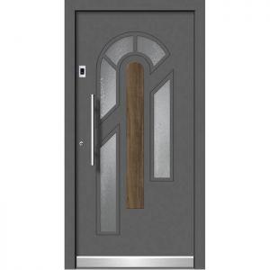 Alu les vhodna vrata KLI HA 508
