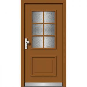 Alu les vhodna vrata KLI HA 512
