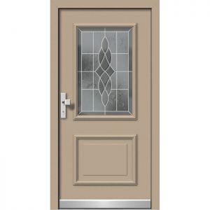 Alu les vhodna vrata KLI HA 513