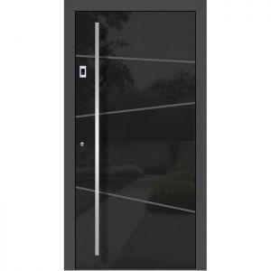 Alu les vhodna vrata KLI HA 303