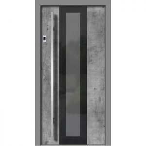 Alu les vhodna vrata KLI HA 304