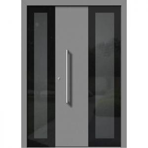 Alu les vhodna vrata KLI HA 305 + ST
