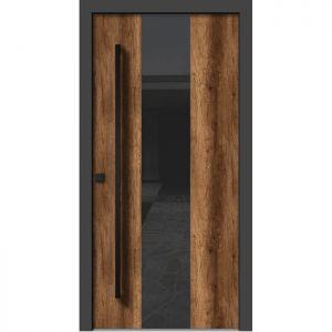 Alu les vhodna vrata KLI HA 306