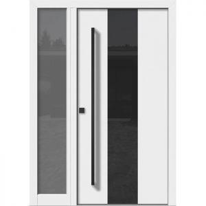 Alu les vhodna vrata KLI HA 306 + ST