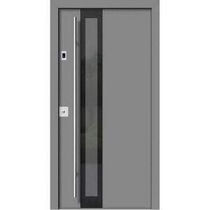 Alu les vhodna vrata KLI HA 307