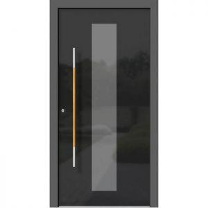 Alu les vhodna vrata KLI HA 308