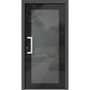 Alu les vhodna vrata KLI HA 309