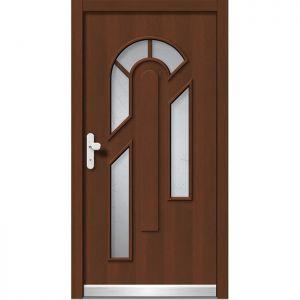 Lesena vhodna vrata KLI  H 508