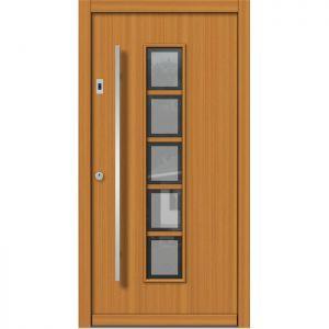Lesena vhodna vrata KLI  H 530