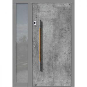 Lesena vhodna vrata KLI H 101 + ST
