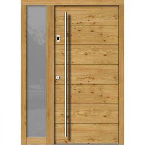 Lesena vhodna vrata KLI H 103 + ST