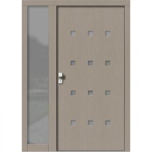 Lesena vhodna vrata KLI H 151 + ST