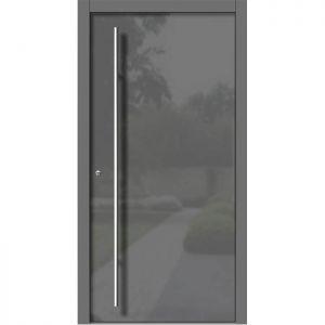 Lesena vhodna vrata KLI H 301