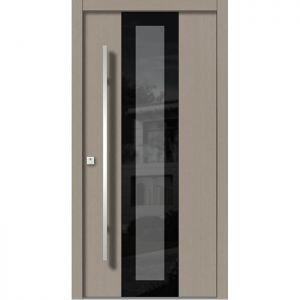 Lesena vhodna vrata KLI H 304