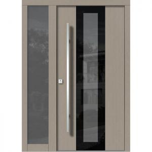 Lesena vhodna vrata KLI H 304+ ST