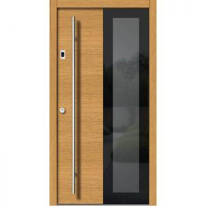Lesena vhodna vrata KLI H 305
