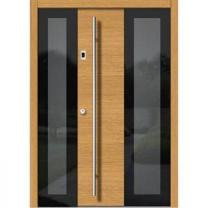 Lesena vhodna vrata KLI H 305 + ST