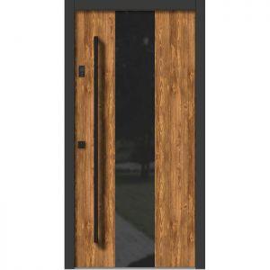 Lesena vhodna vrata KLI H 306