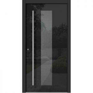Lesena vhodna vrata KLI H 308