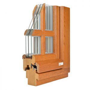 KLI Still 68/78 okno iz lesa